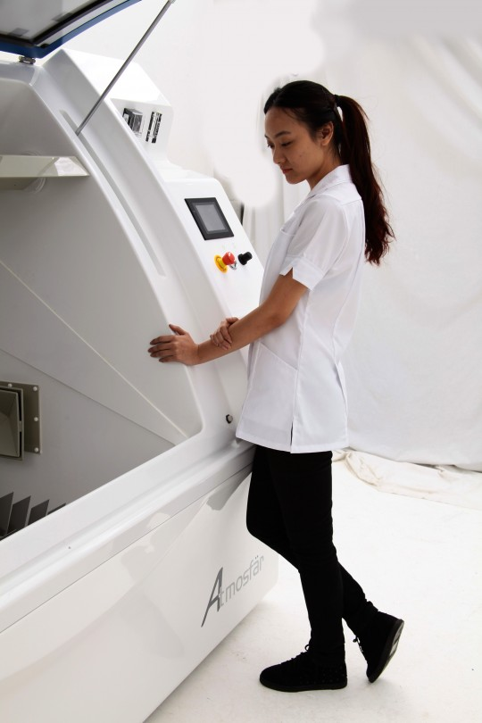 VCS 1027 1449 Volvo accelerated laboratory corrosion test to evaluate corrosion resistance - Ascott Analytical Salt Spray Testing Chambers.