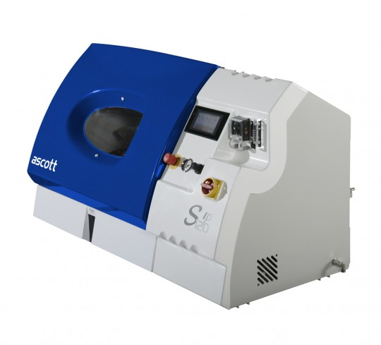 Ascott Analytical - Salt Spray Test Chamber - ASTM B117